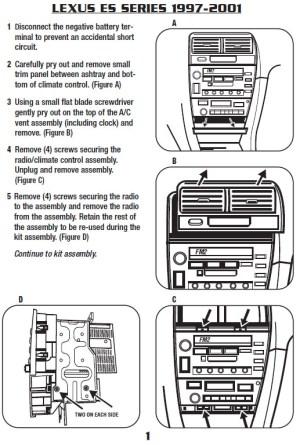 Wiring Diagram For Stereo 1997 Es 300 – readingrat
