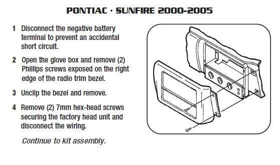 95 Bonneville Wiring Diagrams 2002 Pontiac Sunfireinstallation Instructions