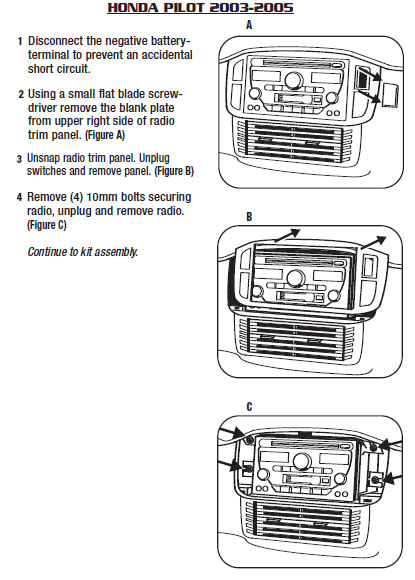 2003 honda civic car stereo radio wiring diagram beckett burner .2003-honda-pilotinstallation instructions.
