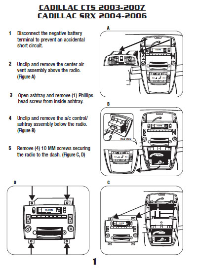 wiring diagrams for car stereo installations troy bilt weed eater carb parts diagram .2005-cadillac-ctsinstallation instructions.