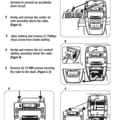 Wiring Diagrams For Car Stereo Installations Vehicle Free .2006-cadillac-ctsinstallation Instructions.