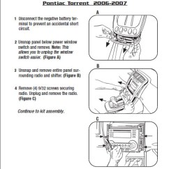 2001 Chevy Impala Radio Wiring Diagram Jvc Update .2006-chevrolet-equinoxinstallation Instructions.