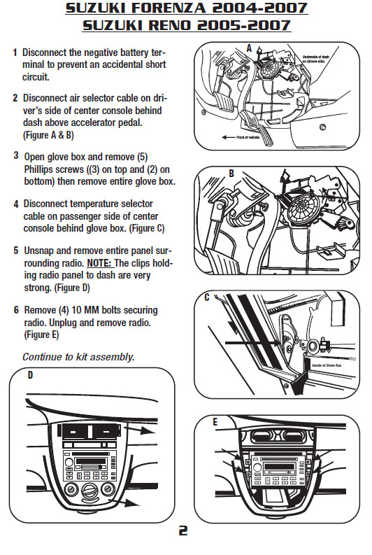 wiring diagrams for car stereo installations cal spa diagram dei 514n | get free image about