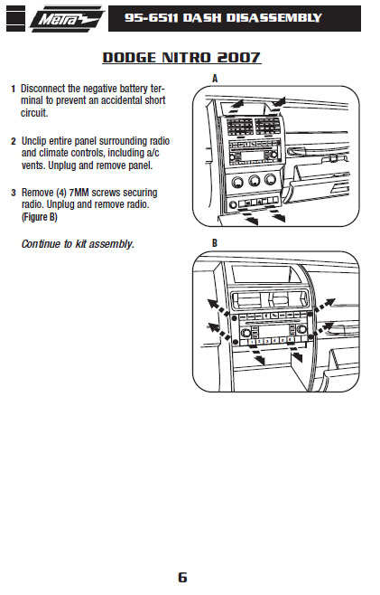 .2007-DODGE-NITROinstallation instructions.