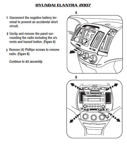 2007 hyundai elantra?resize\=532%2C612 2007 hyundai accent radio wiring harness hyundai accent wiring 2007 hyundai accent radio wiring harness at crackthecode.co