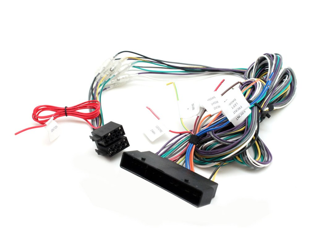 medium resolution of porsche cayenne 911 2004 up radio wiring harness ct20po01 porsche wiring harness 911 porsche 911 wiring