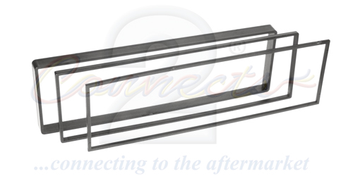 Dash kit for mounting an aftermarket radio CONNECTS2 CT24CT02