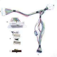 2016 Hyundai Sonata Wiring Diagram 24v Alternator The Kia Harness Adapter Quickconnect Qchyu 3mk