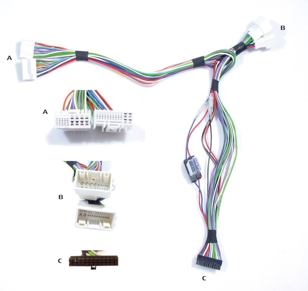 medium resolution of the hyundai kia harness adapter quickconnect qchyu 3mk hyundai wiring harness parts