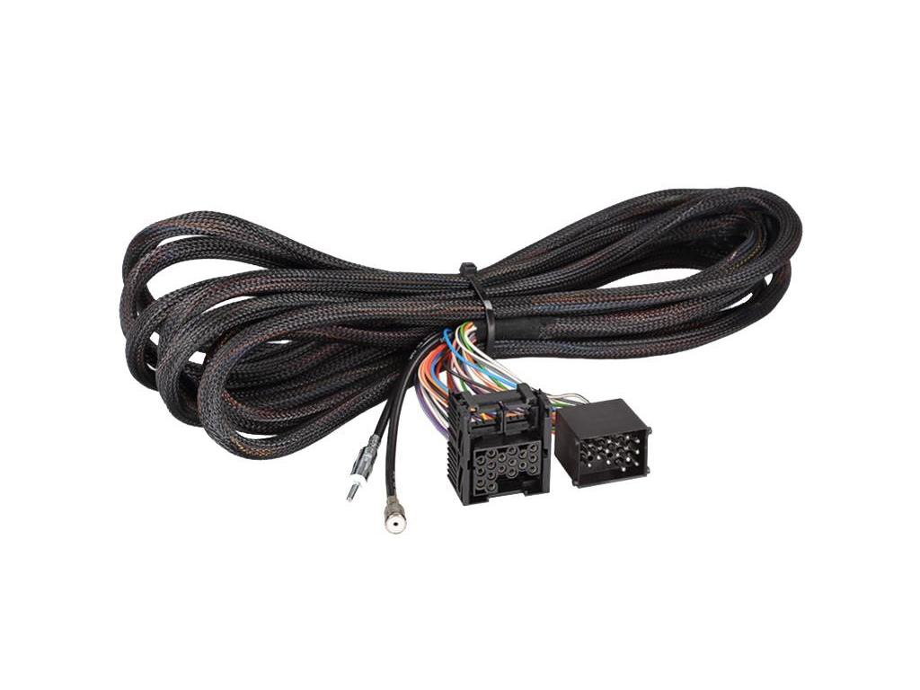 hight resolution of click for more info about car stereo radio iso extension wiring and antenna harness adaptor for