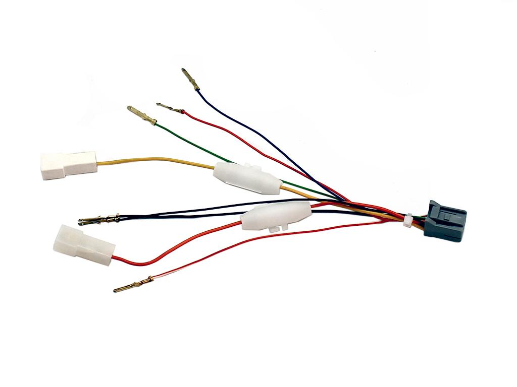 Radio Wiring Diagram Car Stereo Wire Harnesses Radio Wires For All Car Audio