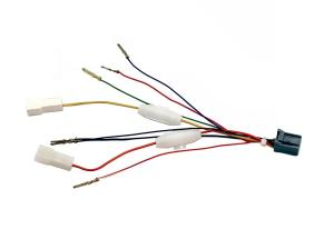 Car Stereo Wire Harnesses  Radio Wires for all Car Audio  Wiring  Metra Wire Harness  Radio