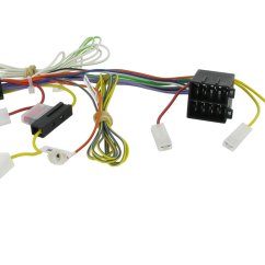 Land Cruiser Radio Wiring Diagram 2005 Mazda 6 Fuse Car Stereo Wire Harnesses Wires For All Audio Click More Info About Alpine Ine Head Unit Power Speaker Harness