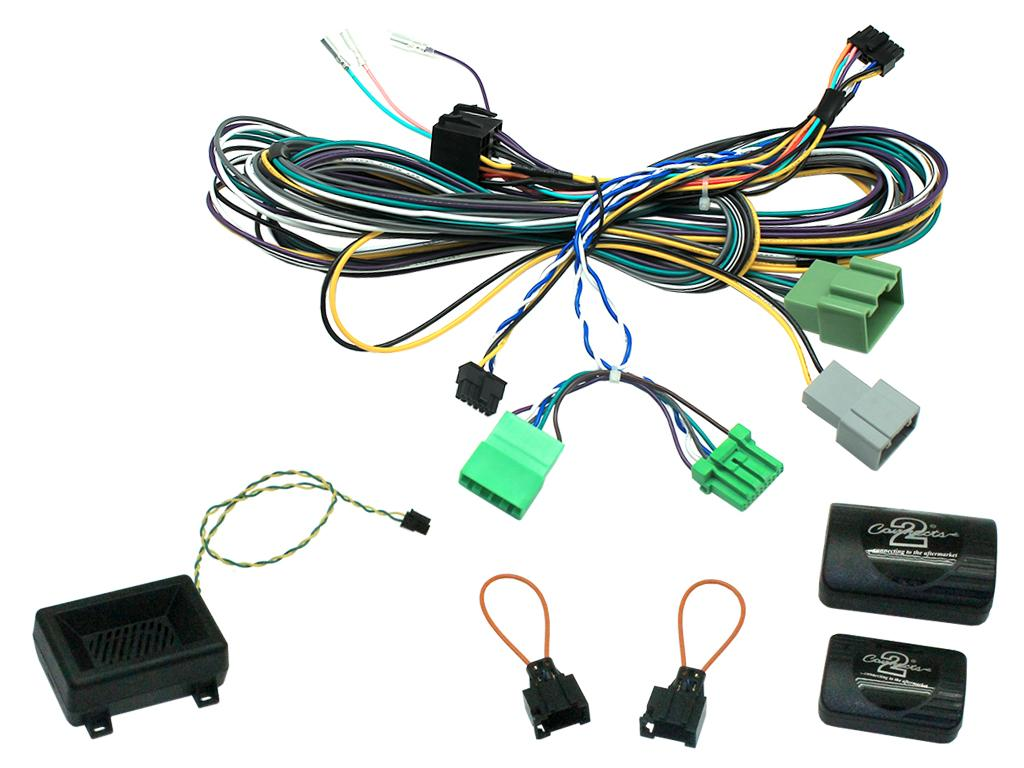 hight resolution of 2004 volvo xc90 installation parts harness wires kits bluetoothclick for more info