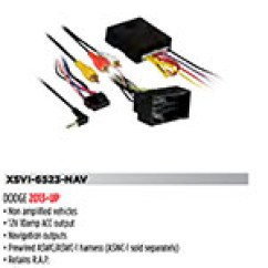 2016 Dodge Dart Sxt Wiring Diagram Rockford P2 Installation Parts Harness Wires Kits Bluetooth Click For More Info