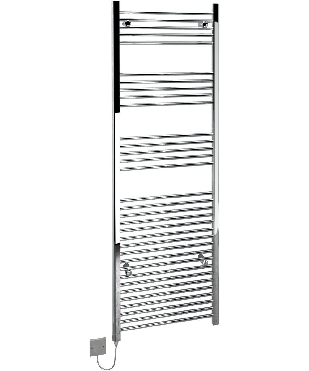 Kudox Electric Towel Rail Straight Standard 600mm x 1800mm