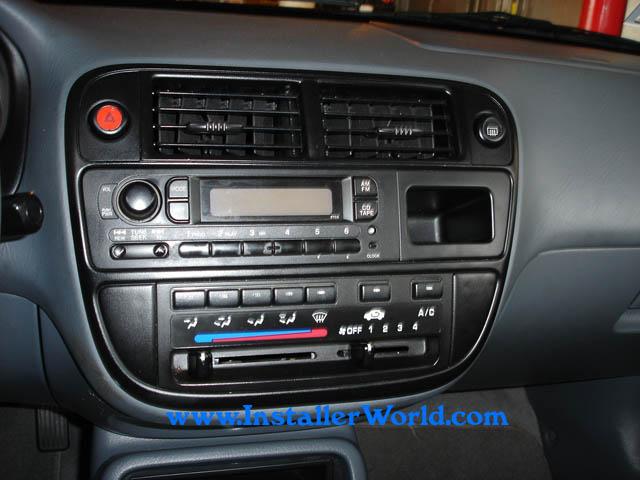 1998 Honda Civic Radio Fuse