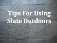 Outdoor Slate Tile Flooring Tips   INSTALL-IT-DIRECT