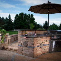 Cost To Build Outdoor Kitchen Round Table Seats 8 Design Guide Building Ideas 43 Pro Tips