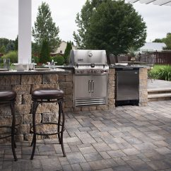 Cost To Build Outdoor Kitchen Kidkraft Pink Retro & Refrigerator 53160 Barbecue Islands Design Ideas 43 Tips Install It