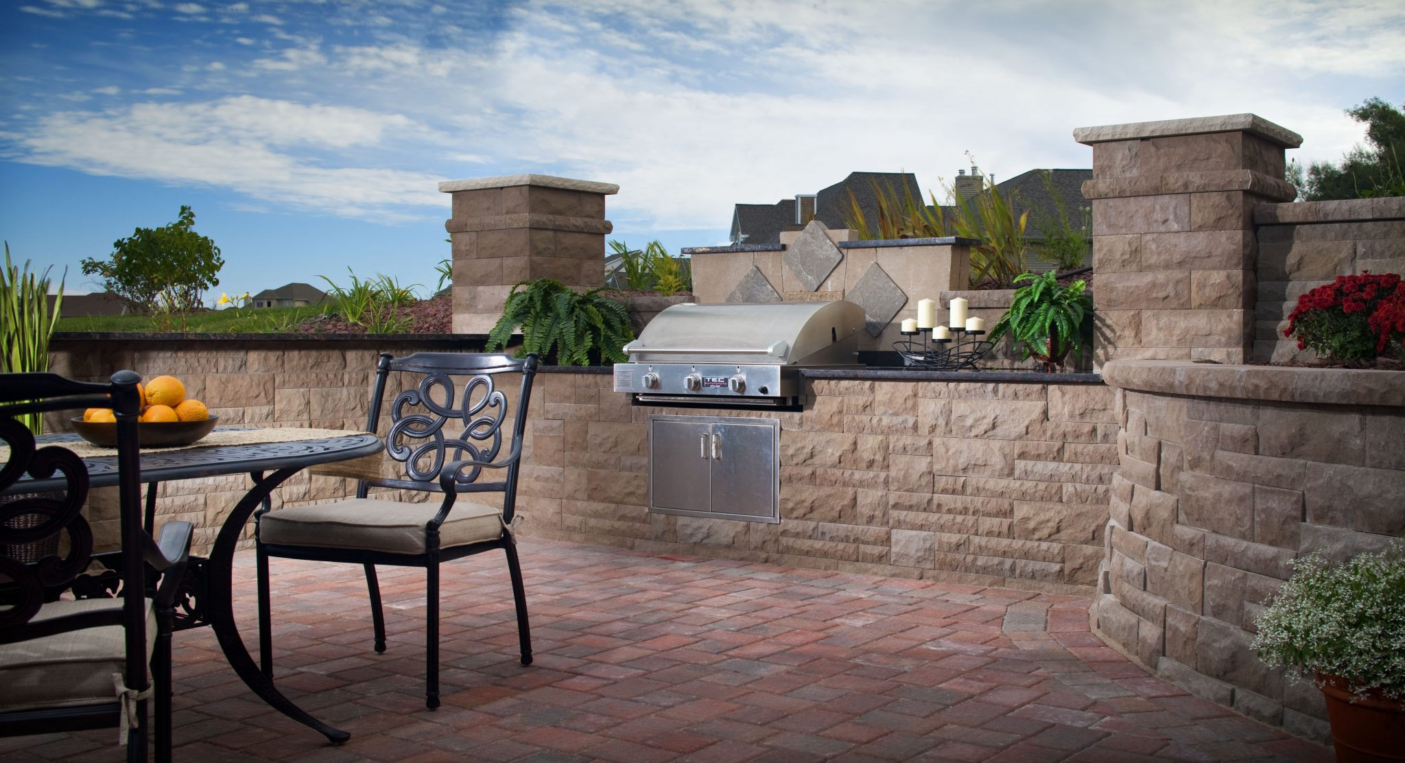 outdoor kitchen cost build your own ultimate pricing guide install it direct