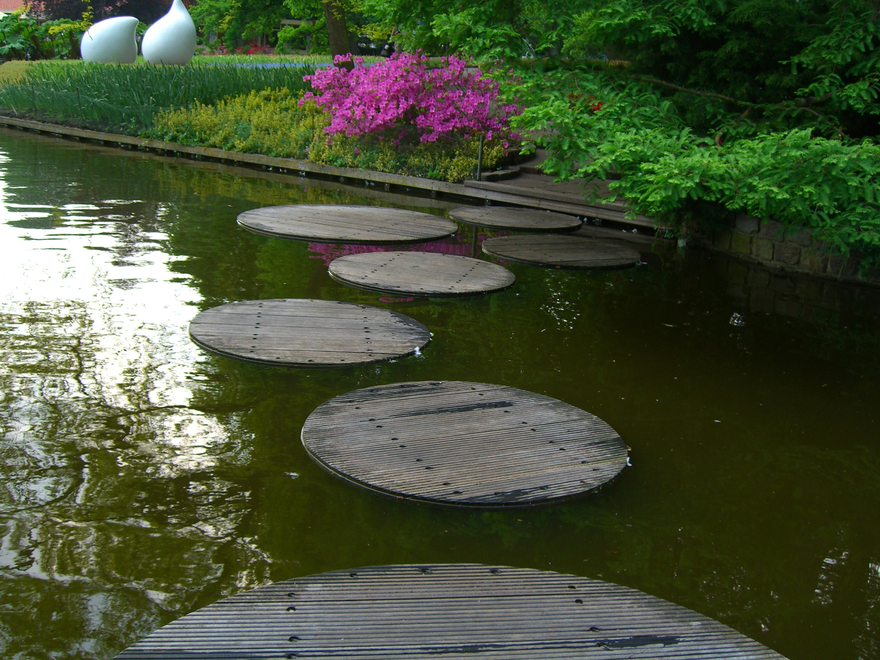 Stone Pathways Stepping Stone Walkway Ideas Designs INSTALL