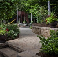Create a Park-Like Landscape Using Artificial Grass ...