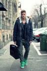 Man Street Style Fashion
