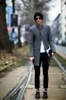 Summer Street Style Fashion Men