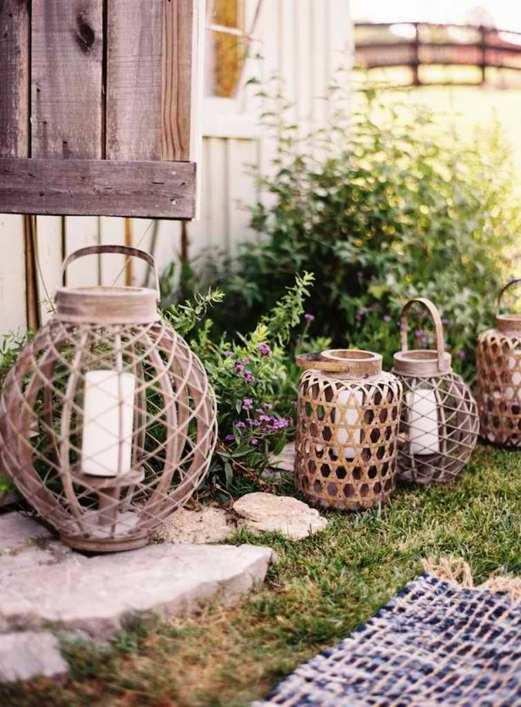 15 Easy Rustic Outdoor Decor Ideas For You Instaloverz