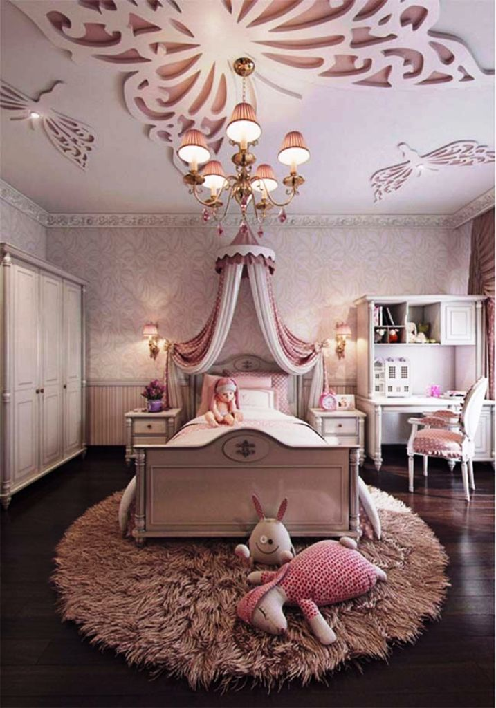 Cute Cheer Wallpapers 25 Beautiful Girls Bedroom Ideas For Your Little Angel
