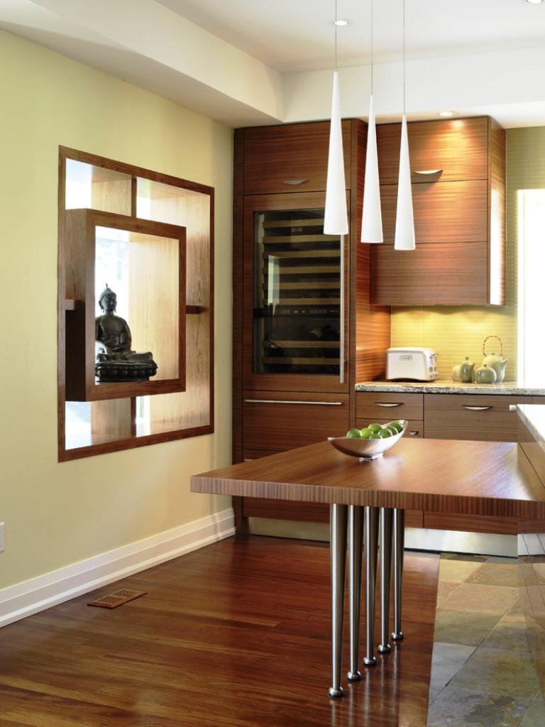 black sink kitchen china cabinet 35 best asian design and ideas - instaloverz