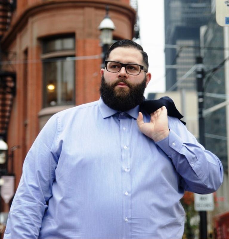 25 Unique Husky Men Fashion Outfit Ideas To Try  Instaloverz