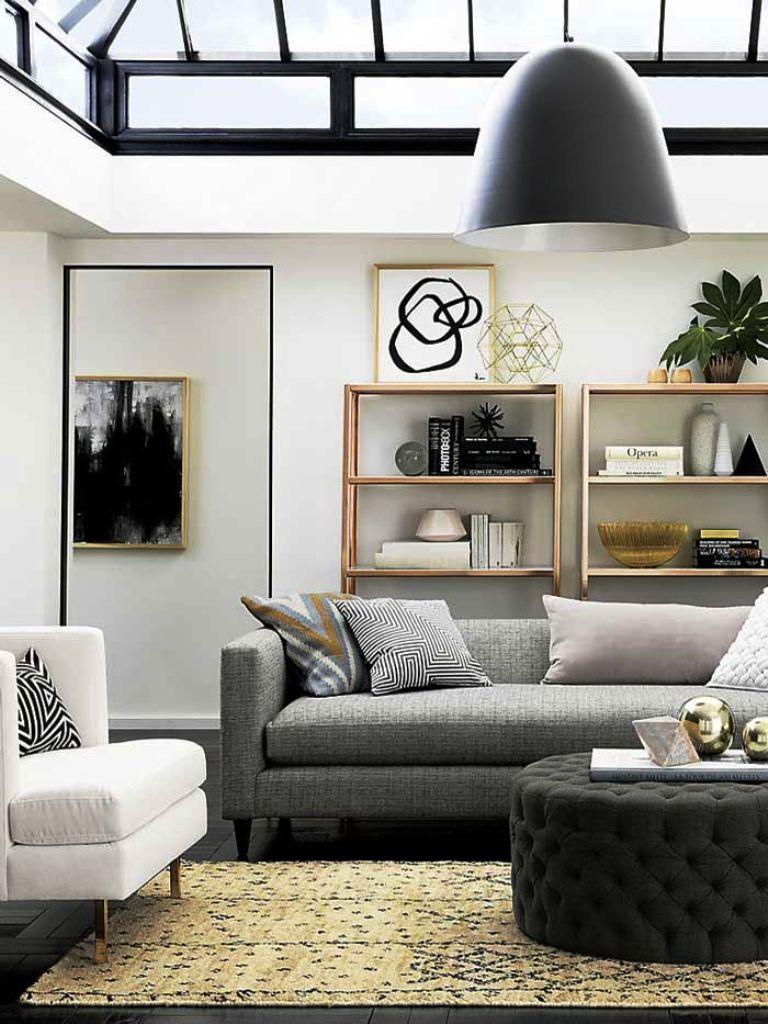 25 Amazing Modern Apartment Living Room Design And Ideas  Instaloverz
