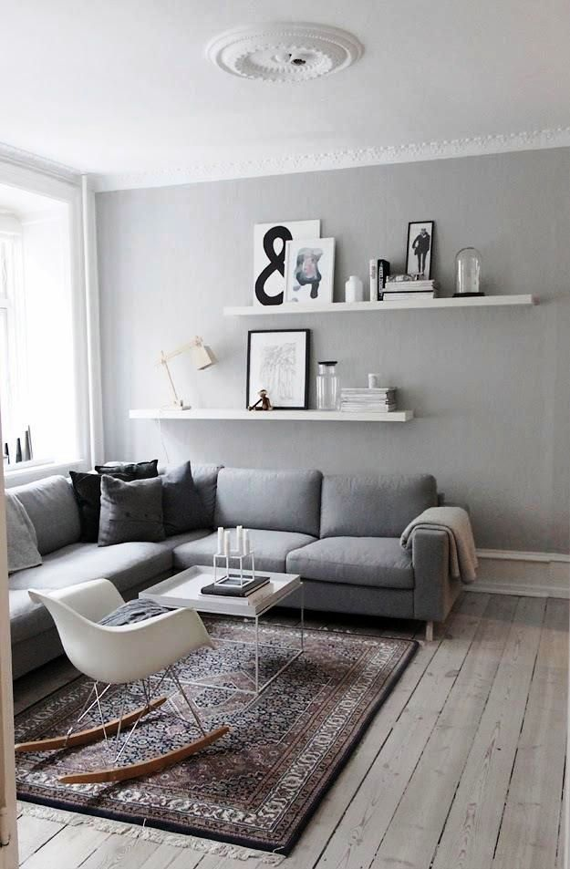 Interior designer krista wostbrock transforms a dark, dreary living room into a light, tranquil, happy space in this impressive makeover. 25 Amazing Modern Apartment Living Room Design And Ideas ...