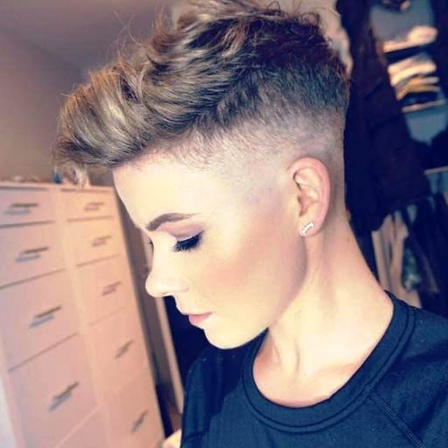 50 trendy undercut hairstyle ideas for women to try out this