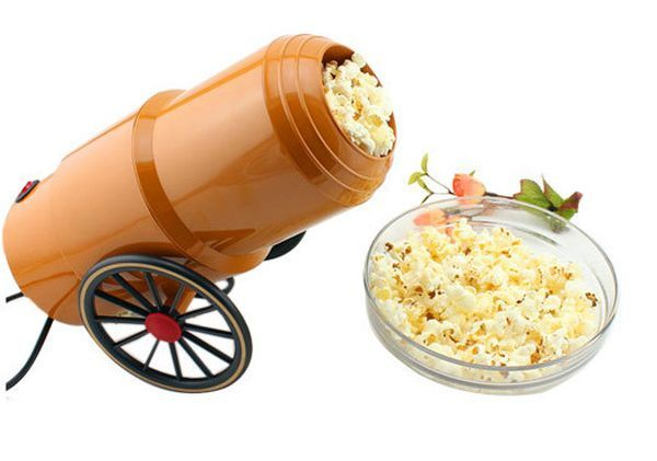 Cannon Popcorn Machine