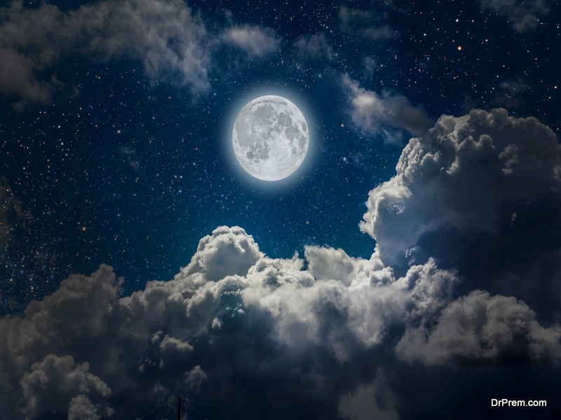 Look beyond our moon