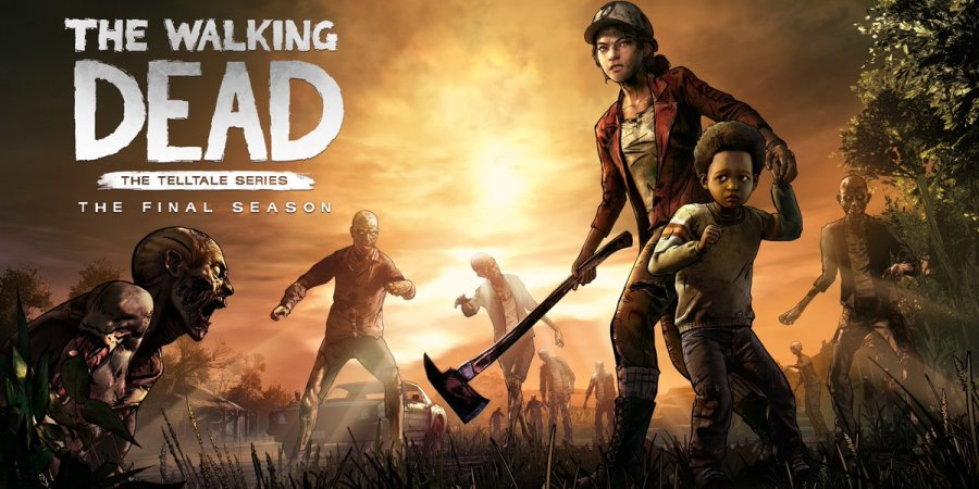the walking dead finale season