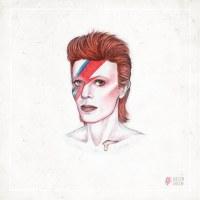 Cinquante ans de Bowie dans un Gif...