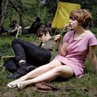 Tod Papageorge : New York en Kodachrome (1966-1967)