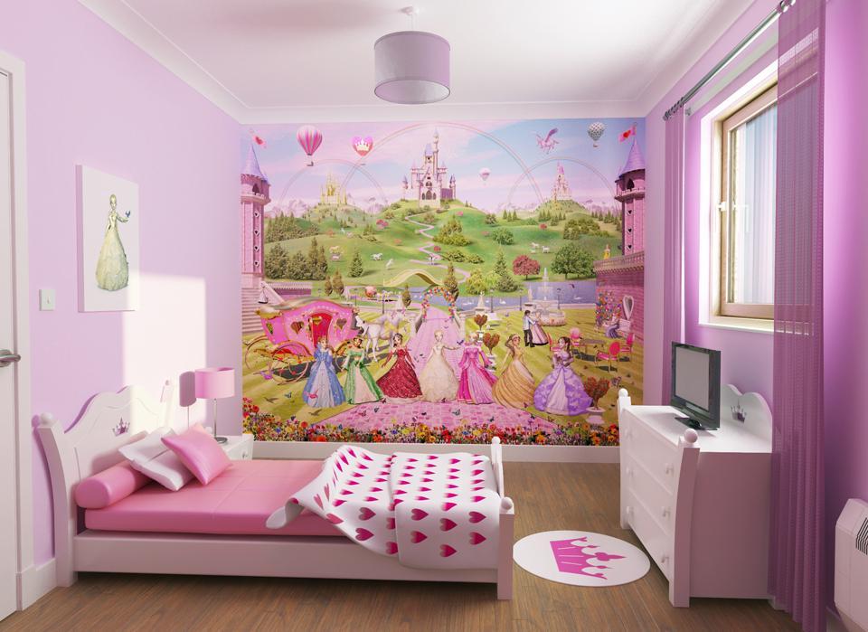Une chambre bien dcore  plus de srnit et de joie de vivre