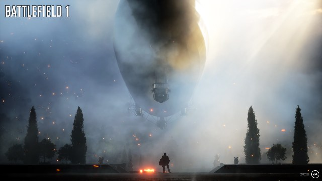 Battlefield1 annonce du DLC avec l'armé Française