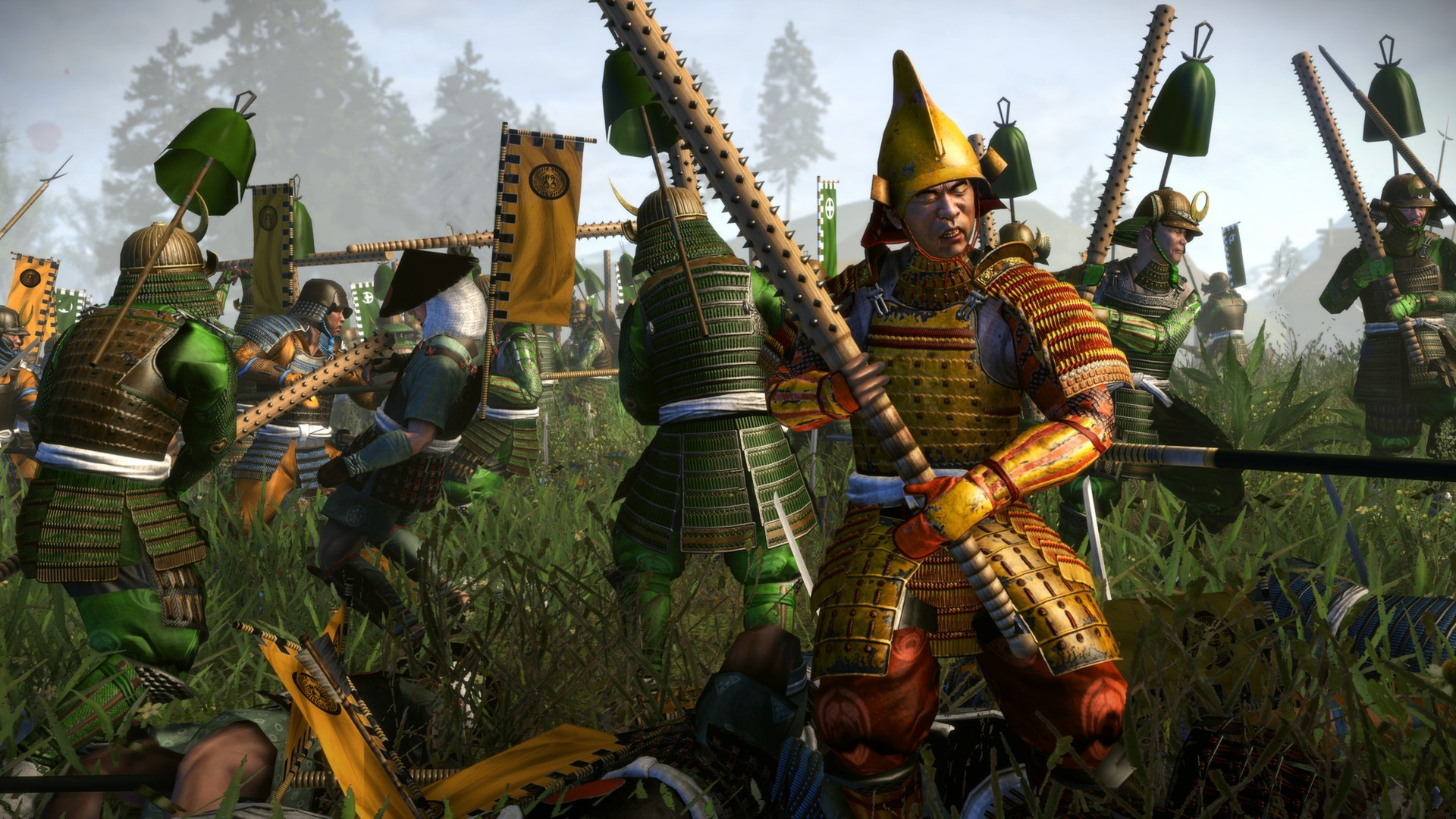 Shogun 2 Fall Of The Samurai Wallpaper Acheter Total War Shogun 2 Collection Steam