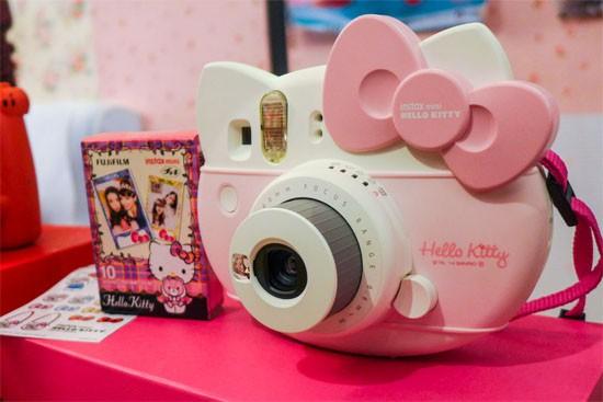 Fujifilm Instax Hello Kitty Camera