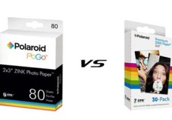 Polaroid PoGo Photo Paper For Polaroid Z2300 Camera