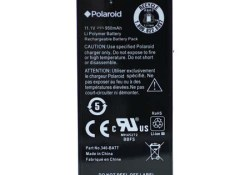 Replacement Battery For Polaroid Z340