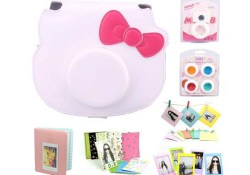 Fujifilm Hello kitty Camera Accessories Bundle