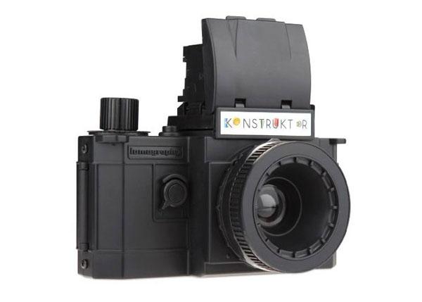 Konstruktor 35mm Film SLR Camera Kit