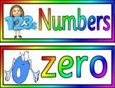 Image result for numbers as words
